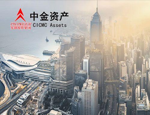 中金资产网站设计与开发